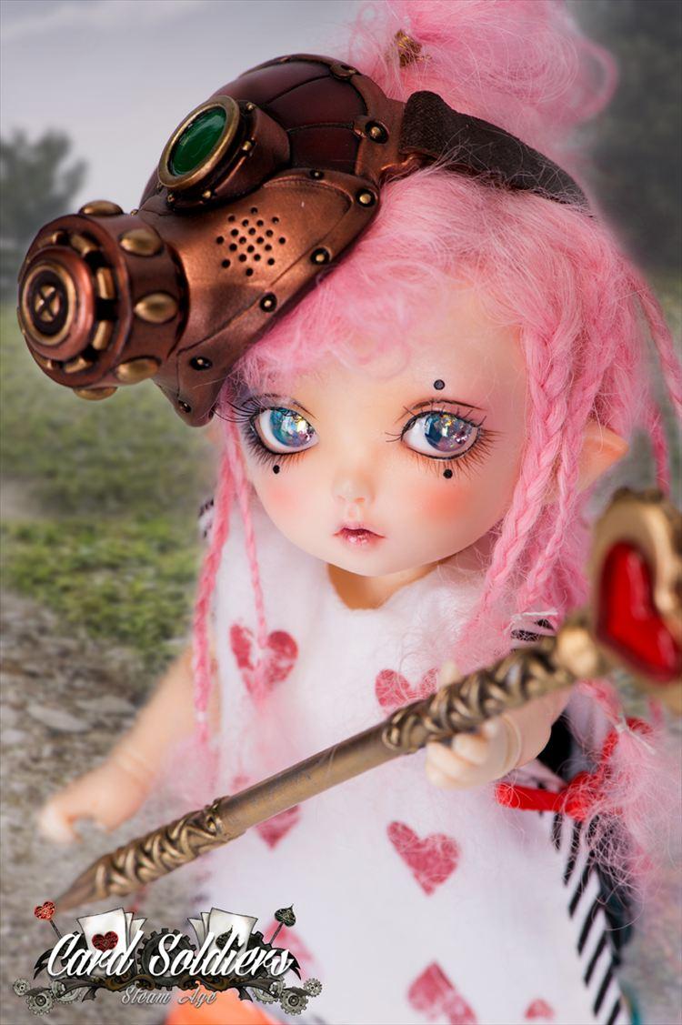 可愛い美しい人形 38.5