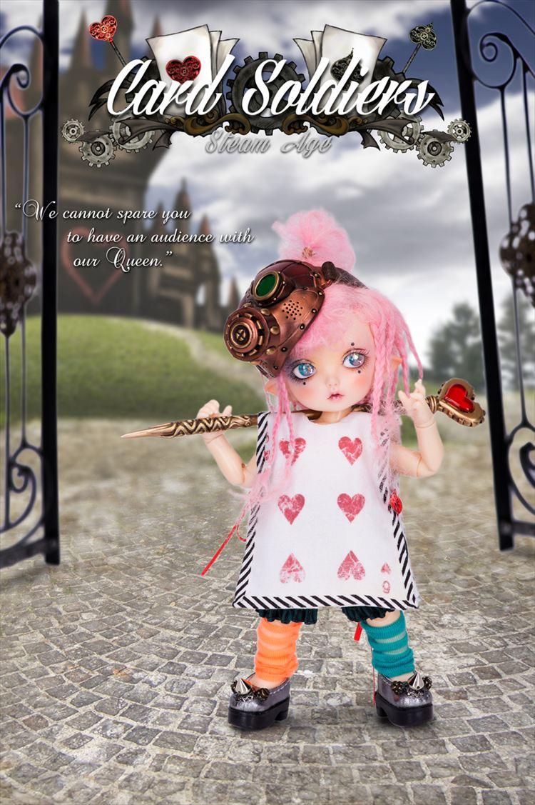 可愛い美しい人形 38.6
