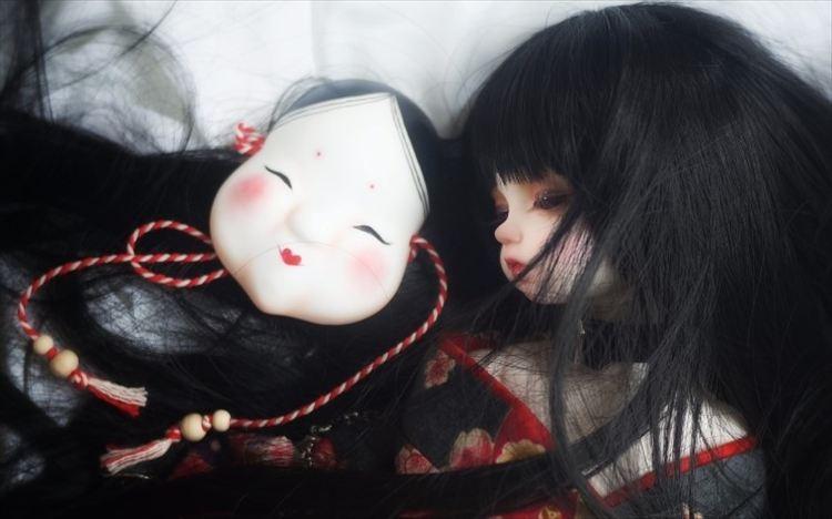 可愛い美しい人形 66.0