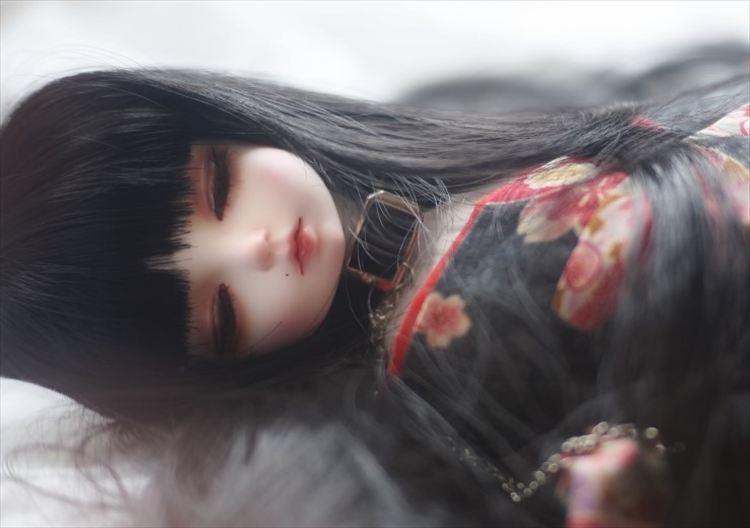 可愛い美しい人形 66.1