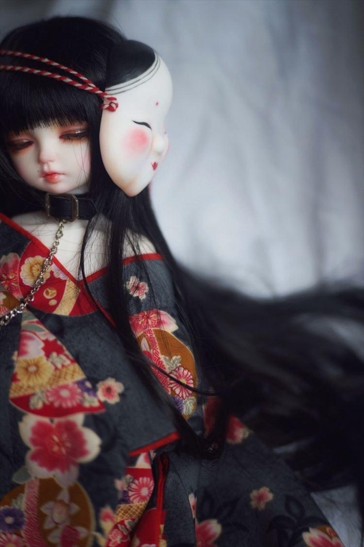 可愛い美しい人形 66.2
