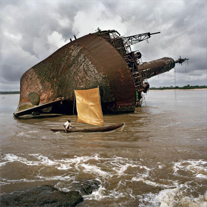 難破船画像 11