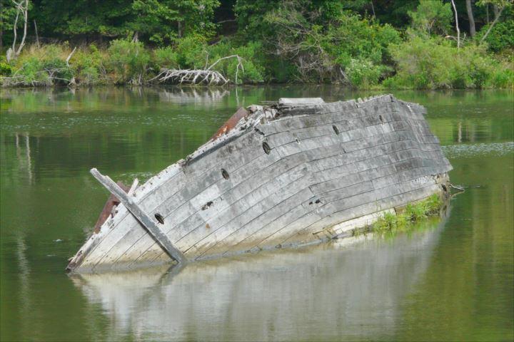 難破船画像 4.6