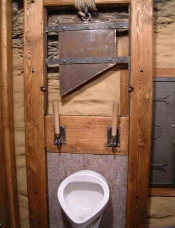変わったトイレ 19