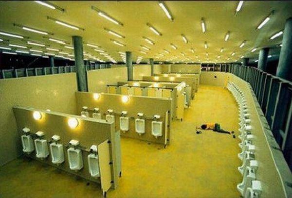 変わったトイレ 21