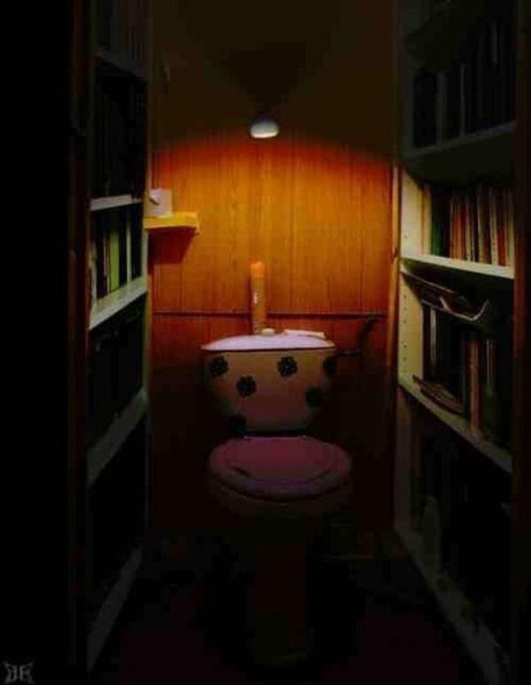 変わったトイレ 22