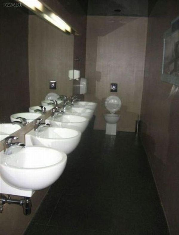 変わったトイレ 24