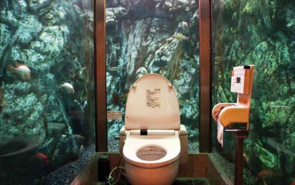 変わったトイレ 34