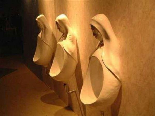 変わったトイレ 5