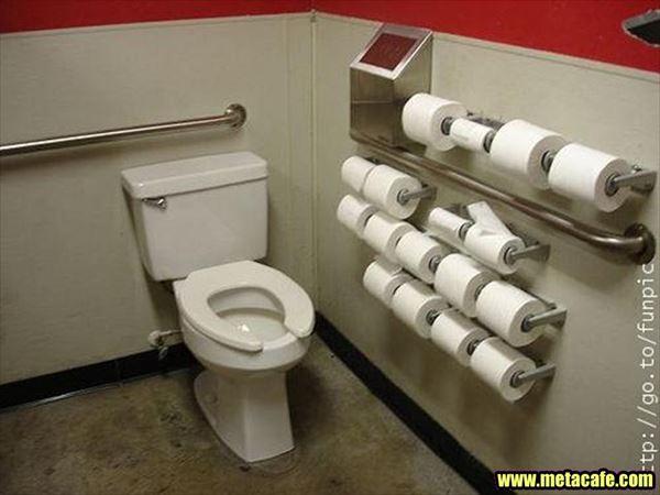 変わったトイレ 9