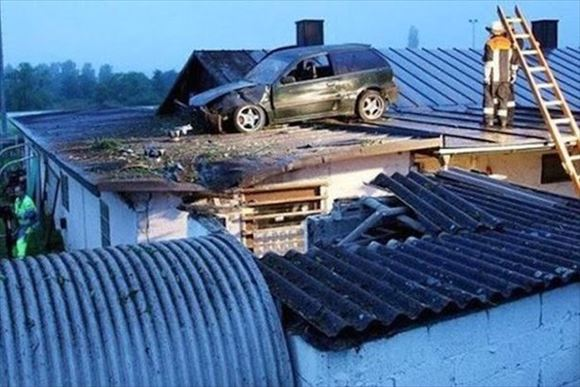 危険運転・駐車 1