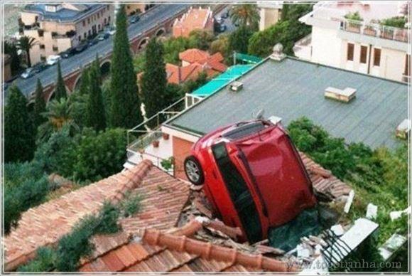 危険運転・駐車 10
