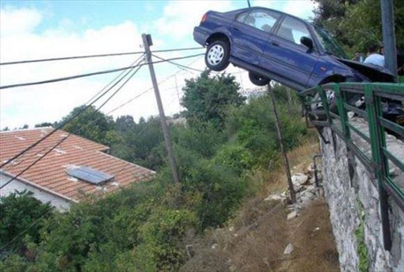 危険運転・駐車 14