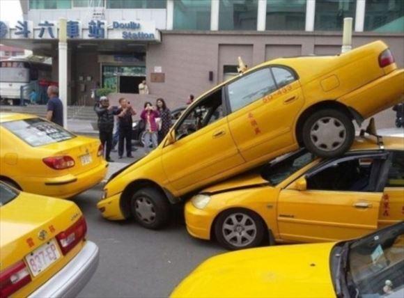 危険運転・駐車 2
