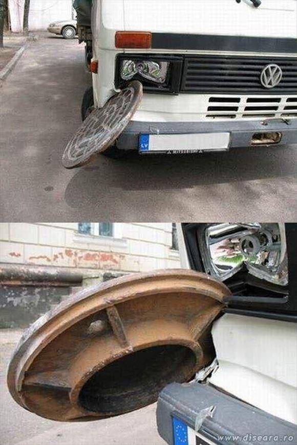 危険運転・駐車 6