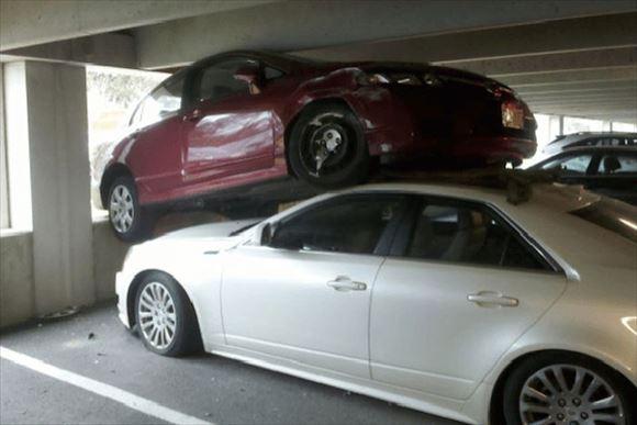 危険運転・駐車 8