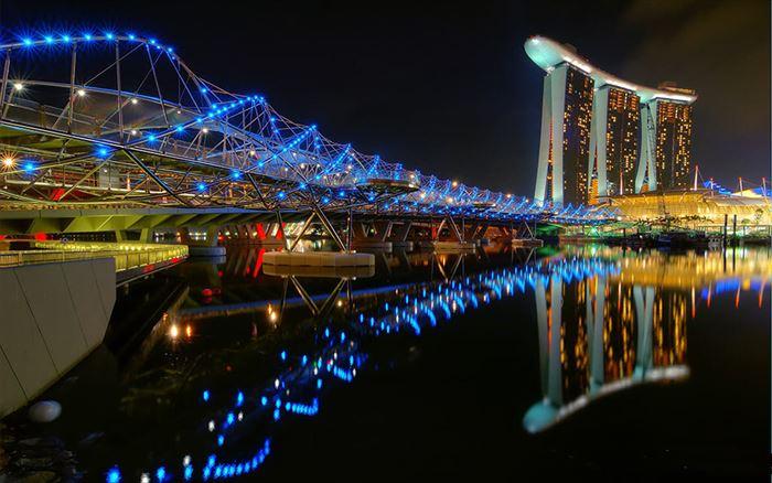 美しい橋 1