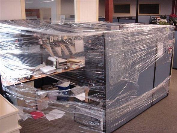 オフィス改造 13