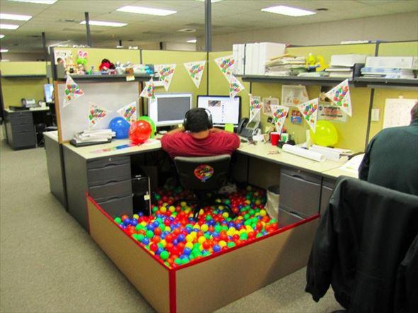 オフィス改造 20
