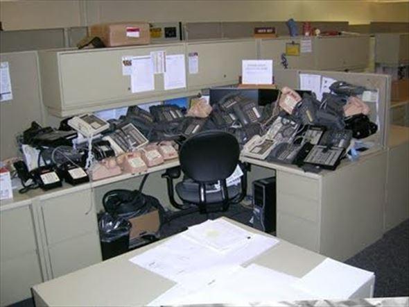 オフィス改造 6
