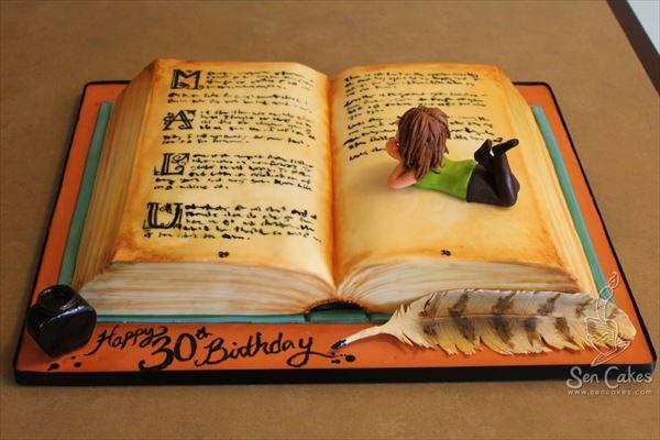 デコレーションケーキ 7
