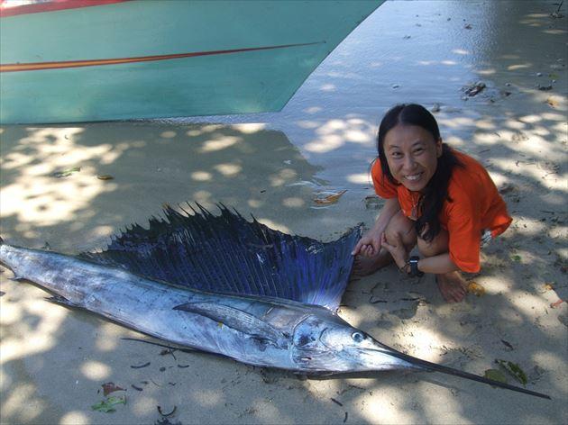 巨大魚 9