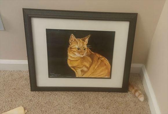 ネコの擬態 32