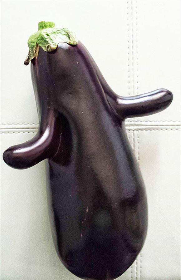 奇形野菜 5