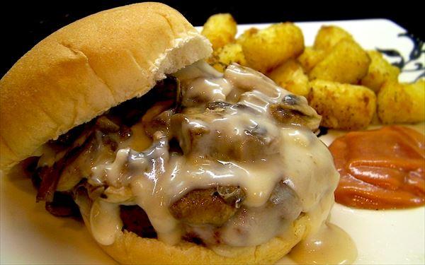 最も美味しいハンバーガー 31