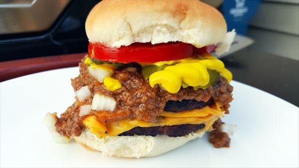 最も美味しいハンバーガー 38
