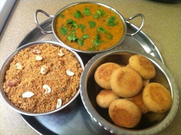 インド料理 1