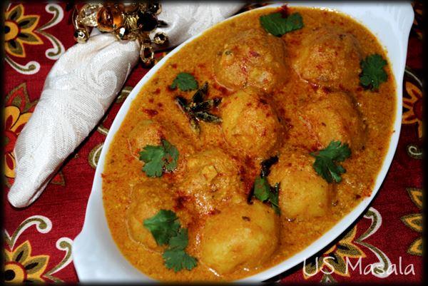 インド料理 12