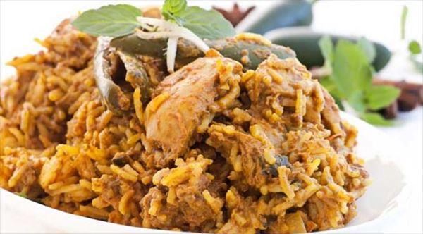 インド料理 29