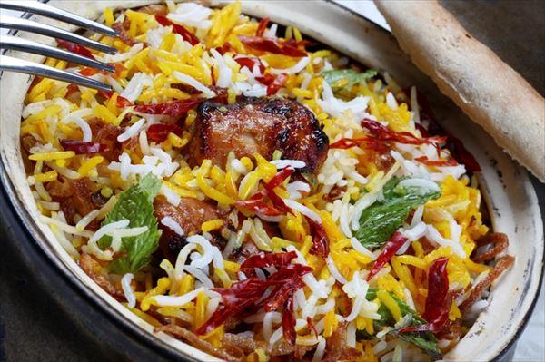 インド料理 34