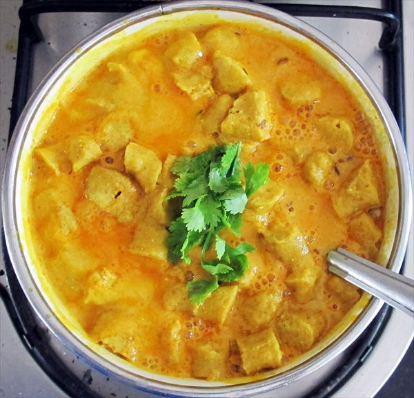 インド料理 5
