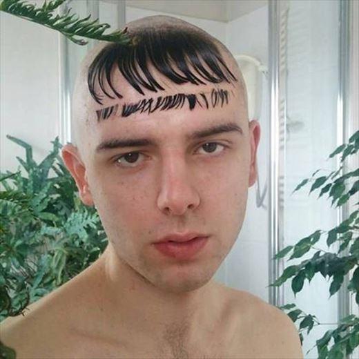 髪型 10
