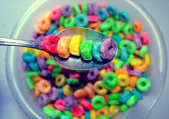 カラフル食べ物 11