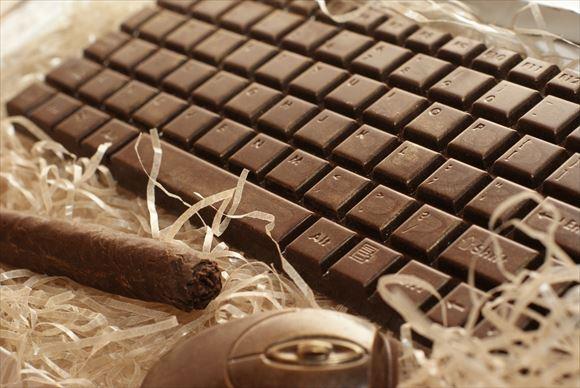 チョコレートデコレーション 16