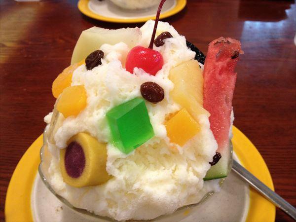 冷たいお菓子画像 1