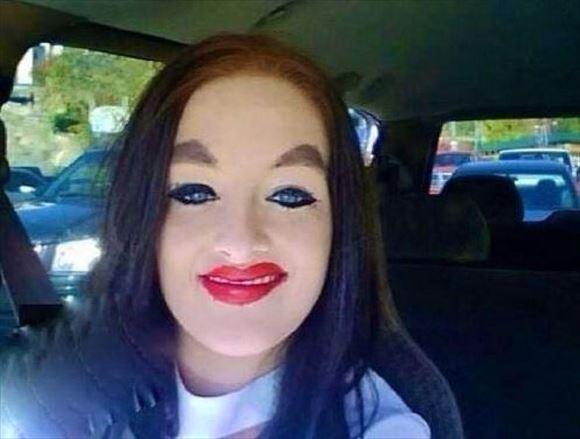 化粧失敗画像 5