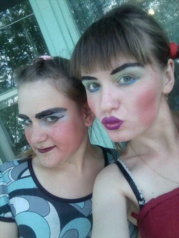 化粧失敗画像 50