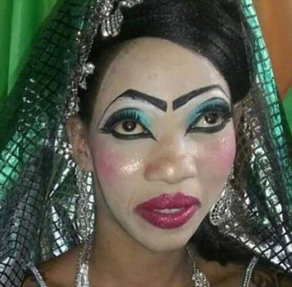 化粧失敗画像 58