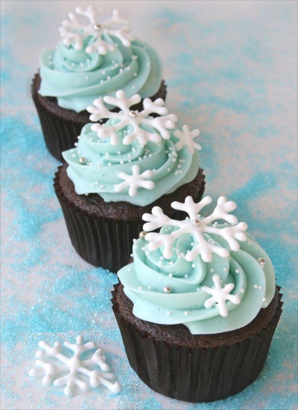 アイディア豊かなカップケーキ 16