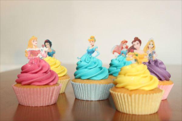 アイディア豊かなカップケーキ 23