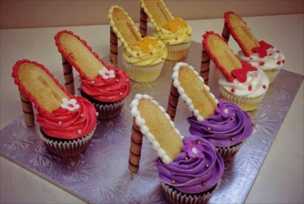 アイディア豊かなカップケーキ 31