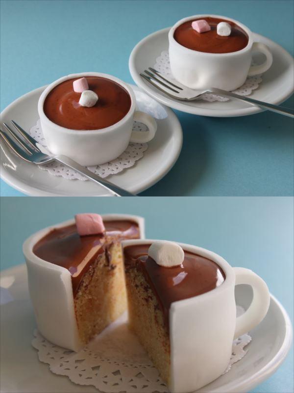 アイディア豊かなカップケーキ 4.0