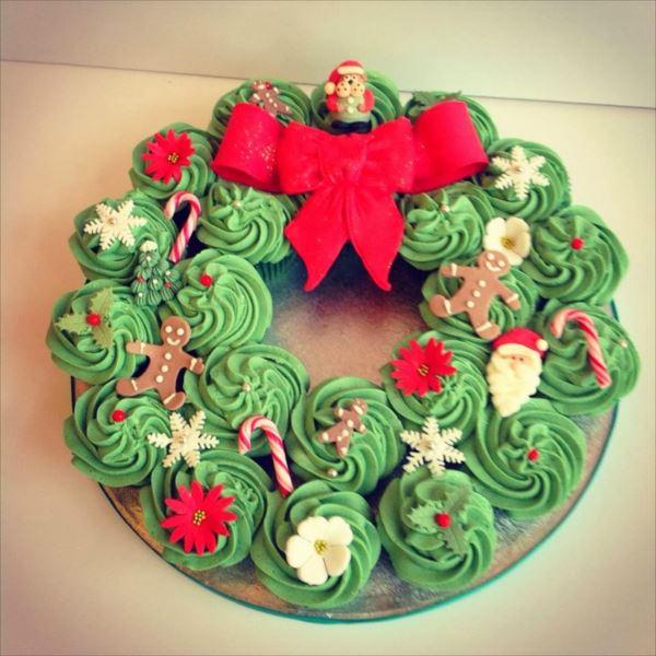 アイディア豊かなカップケーキ 50