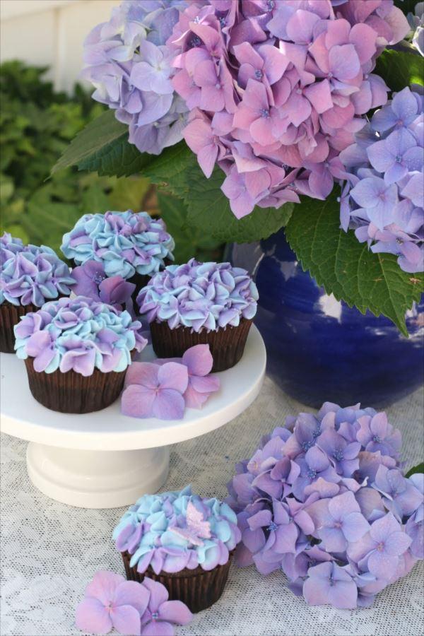 アイディア豊かなカップケーキ 9