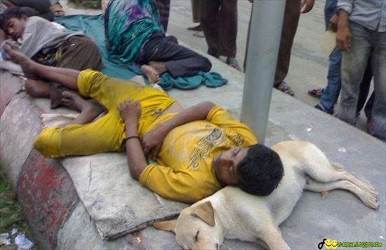 インドの日常 1