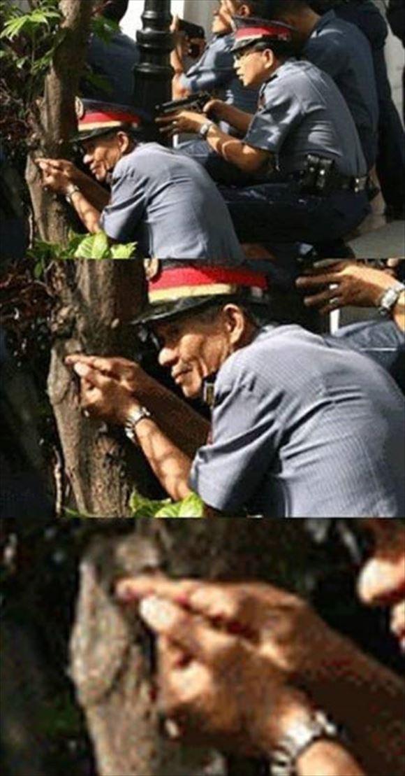 警察官画像 30